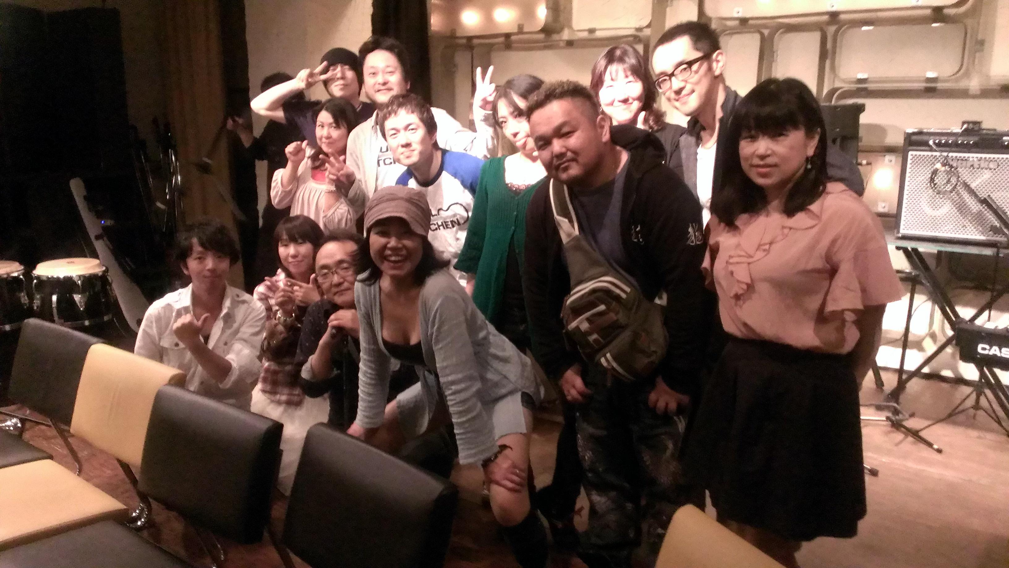 東京ライブ終わりました!