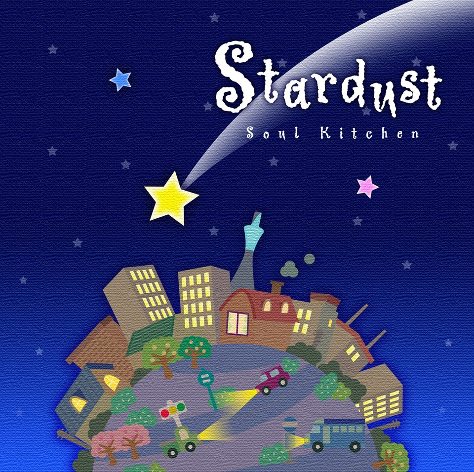 2ndシングル「スターダスト」