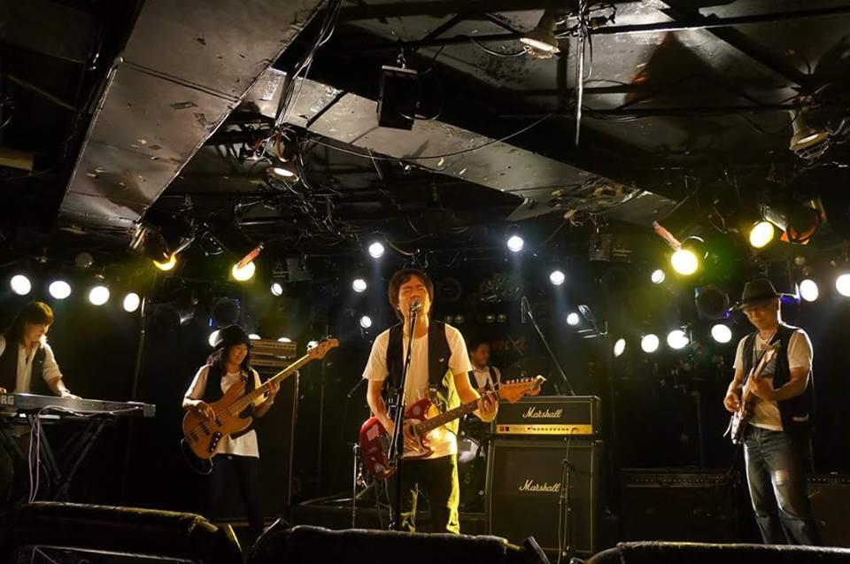 8/30渋谷aubeでライブです。